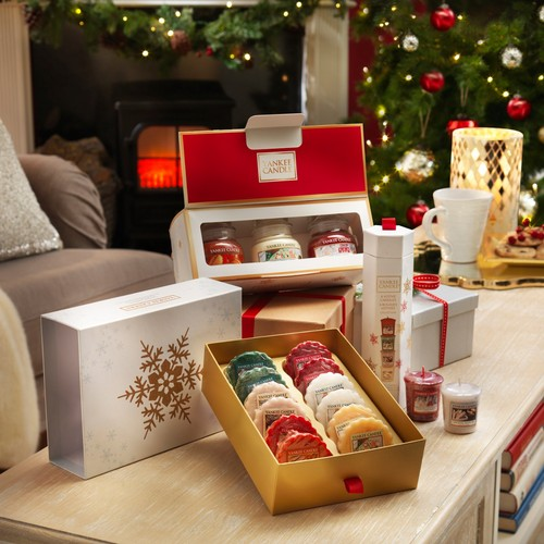 Christmas Yankee Candle Gift Set