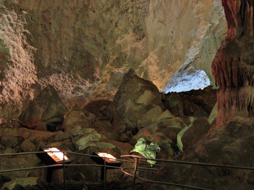 The Big Room, Carlsbad Caverns, New Mexico - The Underground Splendor of Carlsbad Caverns - The Underground World of Caves