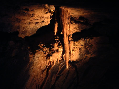 Stalactites in Aillwee Cave - The Underground Burren, Ireland – The Underground World of Caves