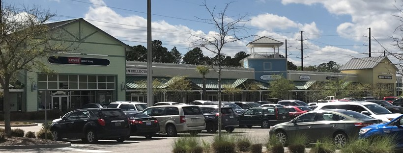 Tanger Outlets near Hilton Head Island