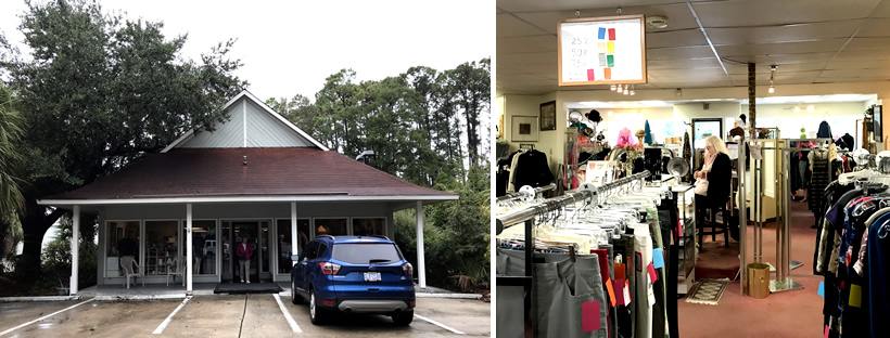 My Sister's Closet Consignment Store – Hilton Head Island – design42