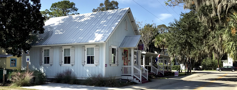 The Shops & Galleries of Old Town Bluffton – Hilton Head Island – design42