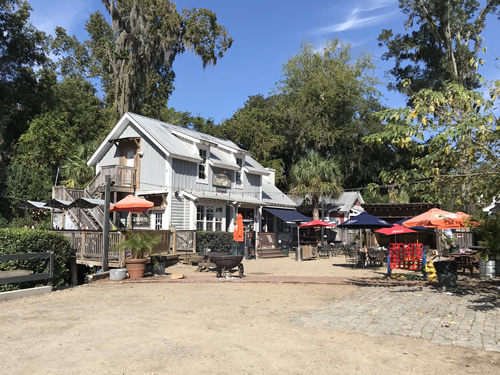 Old Town Dispensary Bar & Restaurant - The Shops & Galleries of Old Town Bluffton Bluffton – Hilton Head Island – design42