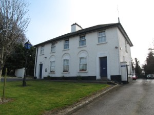 Garda Station in Rathcoole