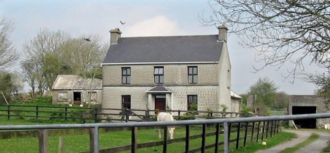 Farm near Ardrahan, County Galway