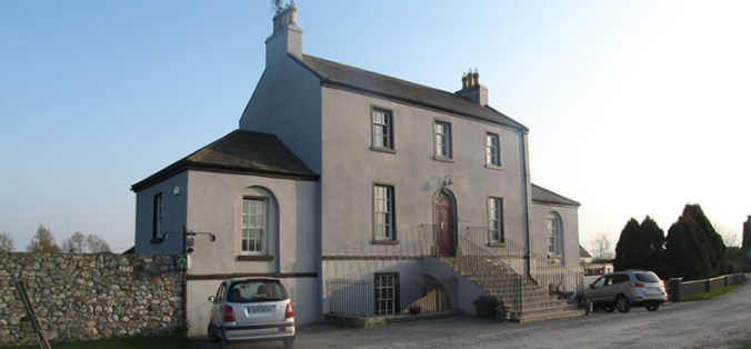 The Harbour Masters House, Shannon Harbour, County Offaly