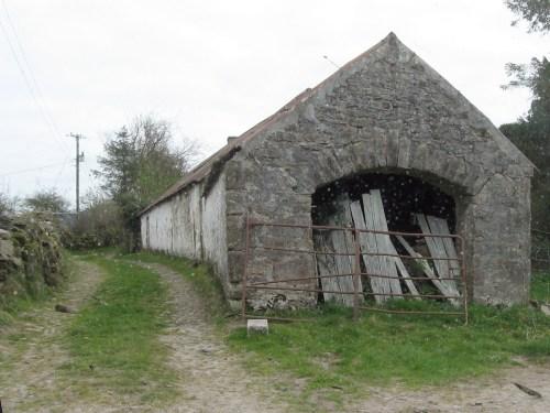 Farm on the Knockmealdown Mountains, Ireland