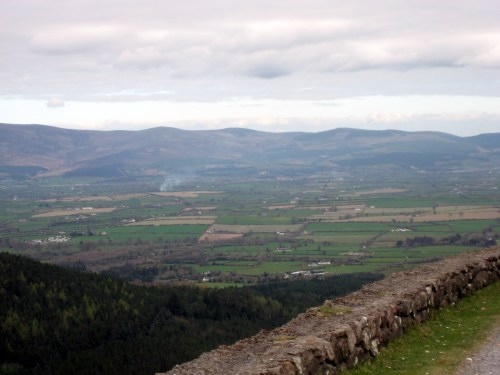 View from R668, Knockmealdown mountains, Ireland