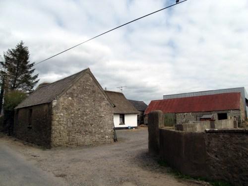 Farm, somewhere between West Burgess and Cahir, Ireland