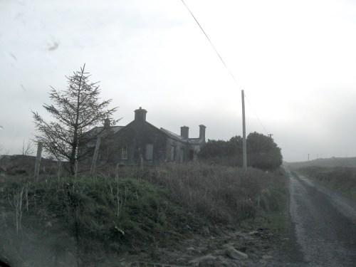 Ballynalackan National School House 1840, Burren, Ireland