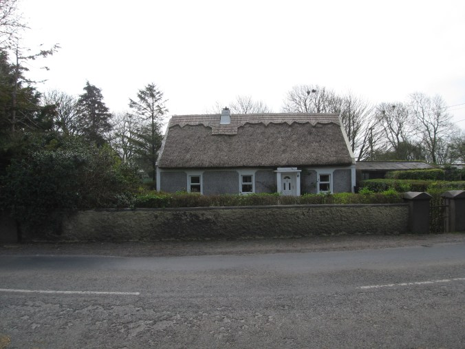 Thatched Cottage, near Ardrahan, County Galway
