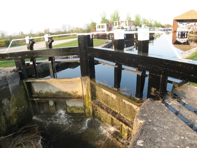 Lock in the Grand Canal