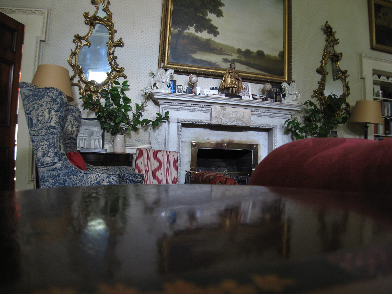 Leixlip castle drawing room ireland - Castle room decore ...