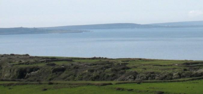Coast to Doolin Harbour
