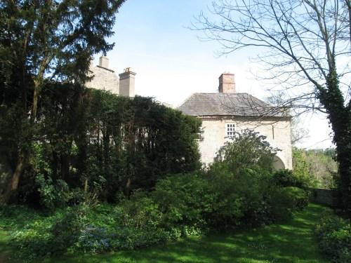 Back of Leixlip Castle