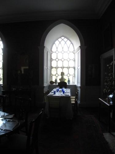 Leixlip castle dining room ireland for 18th century window