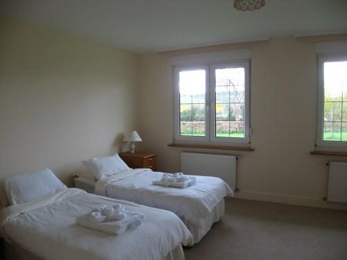 Guest Bedroom at Ireland's Bethel