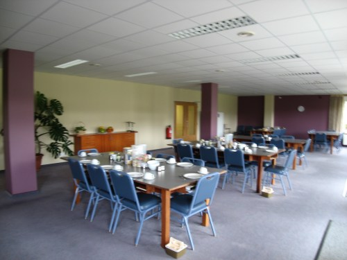 Dining Room at Watch Tower House, Ireland's Branch Office