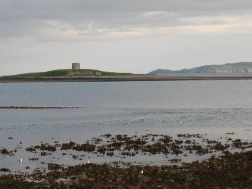Napoleon Tower, Shenick Island, The Skerries, Fingal, Ireland