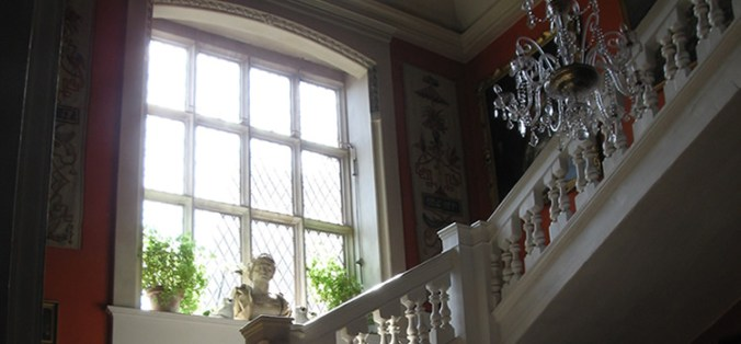 Leixlip Castle Stairs & Hall