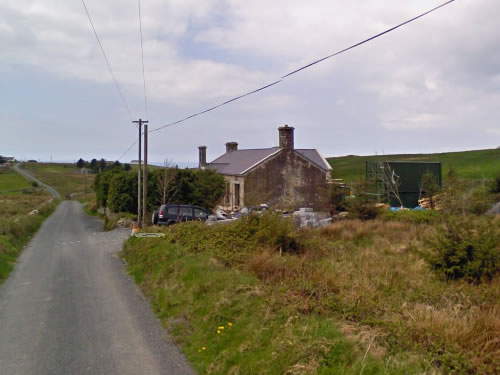 The old school - Deserted School Houses