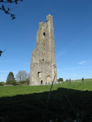 The Yellow Steeple, St. Mary's Abbey