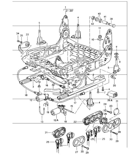 Porsche 968 Parts Diagram. Porsche. Auto Wiring Diagram