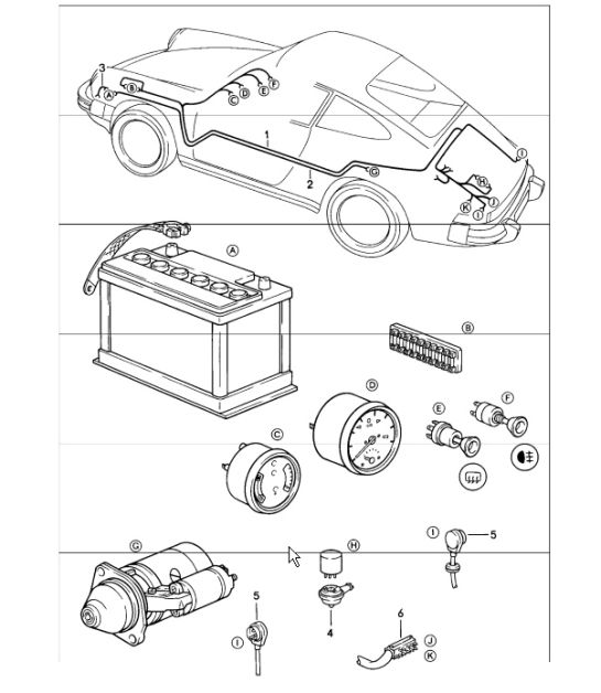 66 mustang wiring diagram coleman rv air conditioner 152fmh harness auto electrical ford ranger free yellow wire carrier fan coil unit motors tahoe boat