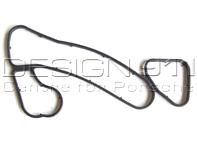 Radiator Oil Cooler on Engine Porsche 996 TURBO / 996 GT2