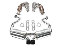 Porsche 981 Cayman Sports exhaust system 98104420000