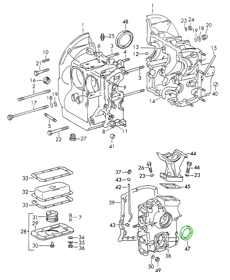 1976 Porsche 912e Engine Diagram. Porsche. Auto Wiring Diagram