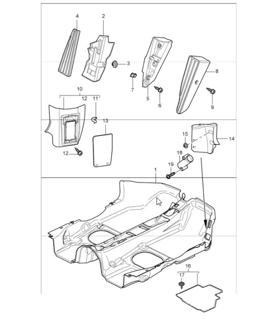 2005 camry fuse box cover