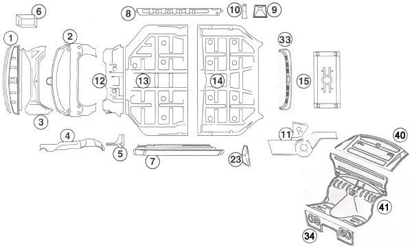 Ford Taurus Wiring Diagram Amazing. Ford. Auto Wiring Diagram