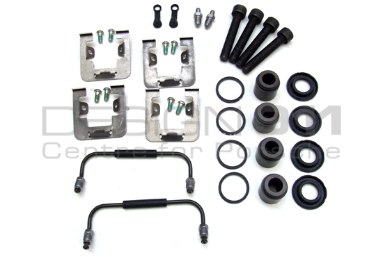 Buy Porsche 993 (911) (1994-1998) Pin Kit and Guide Plates