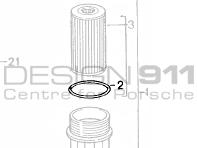 Buy Porsche Cayenne MK1 (955) 2003-2006 Oil Filters