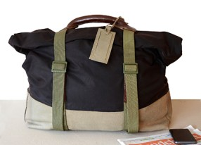 Packsack_waxed cotton