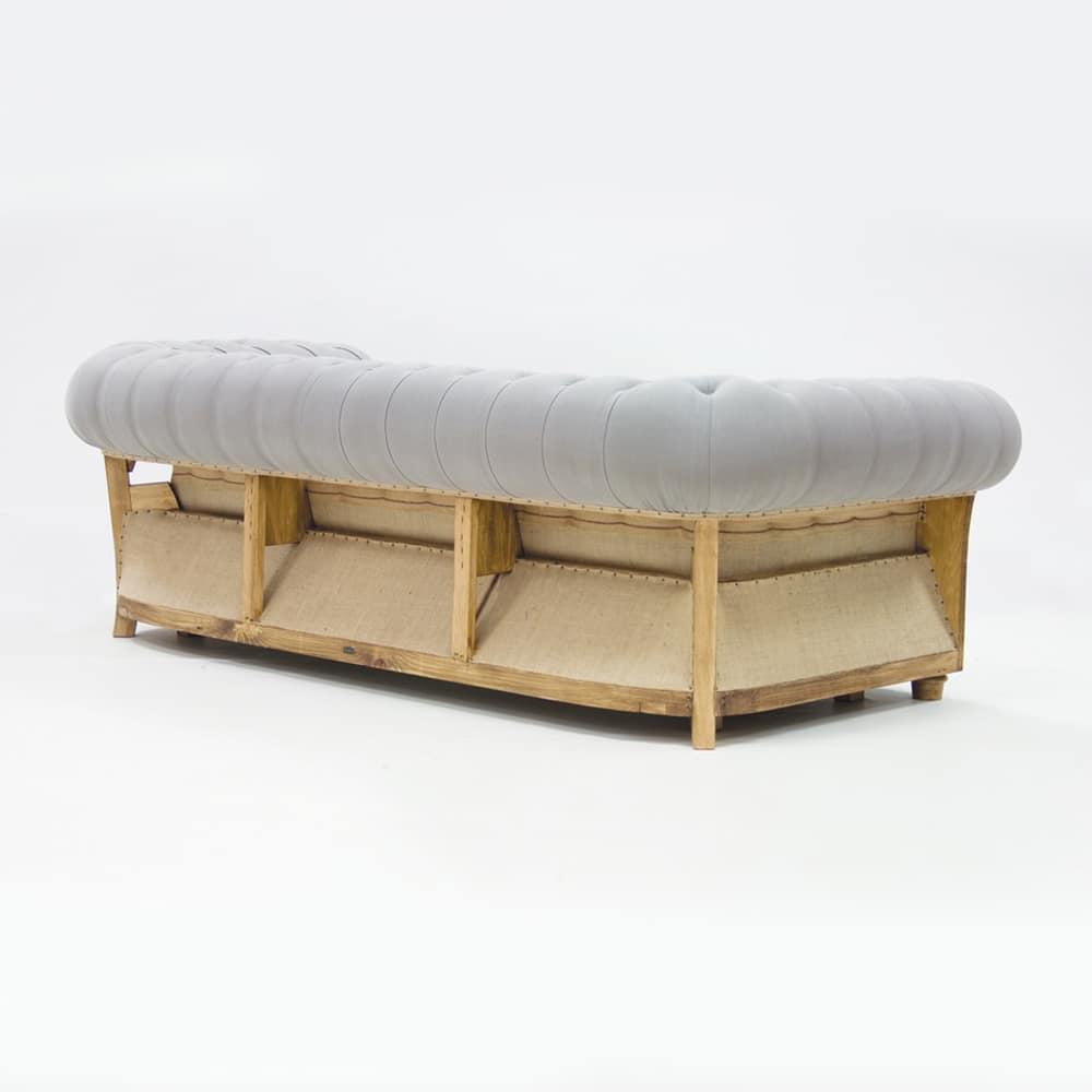 Divano letto mod Chesterfield  Design Alpino