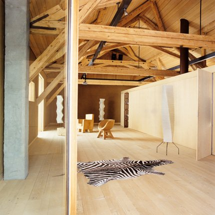 chalet di montagna minimalista a Lech in Austria  Designandmore arredare casa