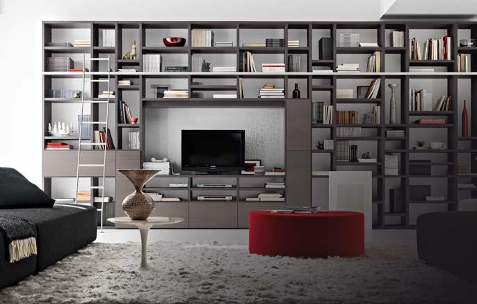 Salotti moderni 5 proposte di arredamento dai marchi famosi  Designandmore arredare casa