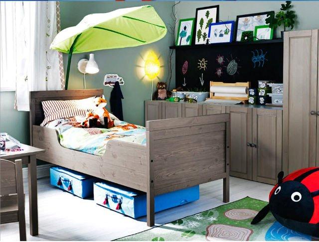 Camerette Ikea Spunti Ed Idee Dal Catalogo Della Casa
