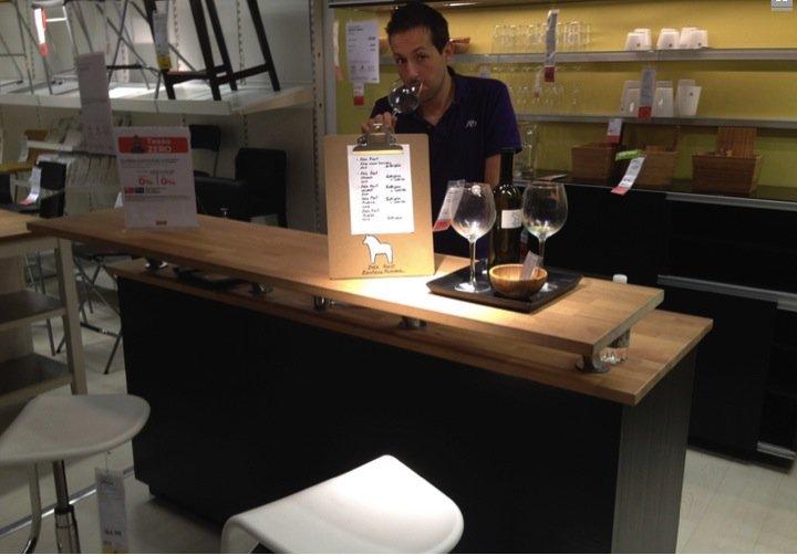Mobile bar in casa sogno o realt  Designandmore
