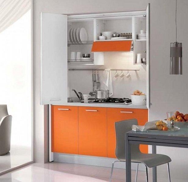 Cucine monoblocco stile negli spazi pi piccoli marche e