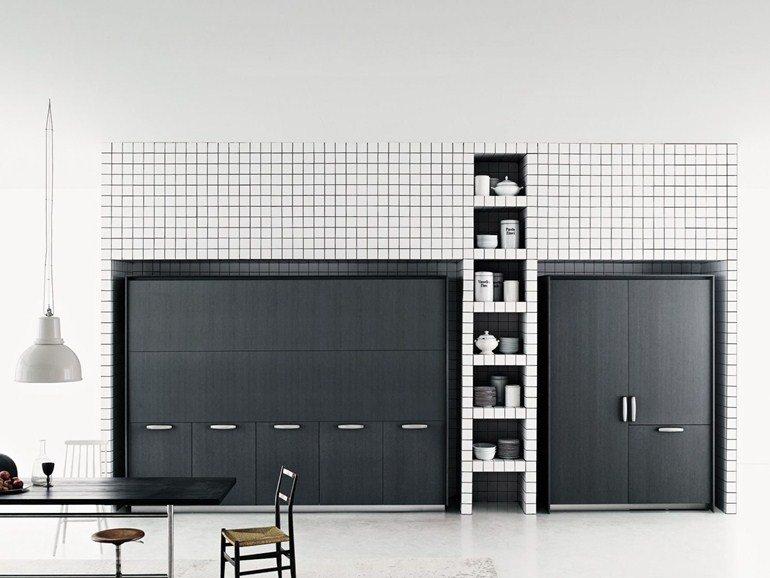 Cucine a scomparsa pratiche e funzionali eccovi alcuni modelli recensiti  Designandmore