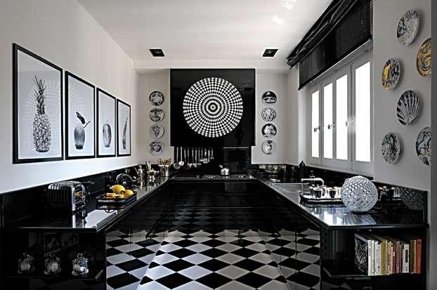 Cucina nera foto di esempi per una scelta raffinata e