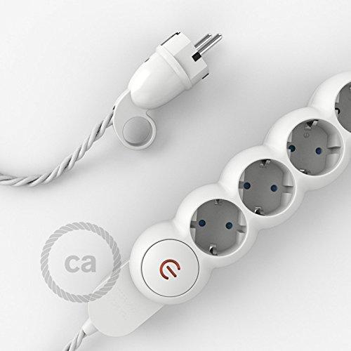 Ciabatta elettrica multipresa utili e di design