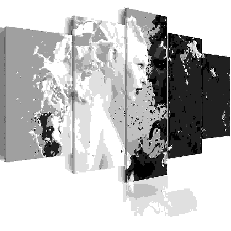 I quadri sono realizzati completamente a mano non sono stampati e sono. Quadri Moderni Su Tela Astratti Ikea Tante Proposte Anche Online