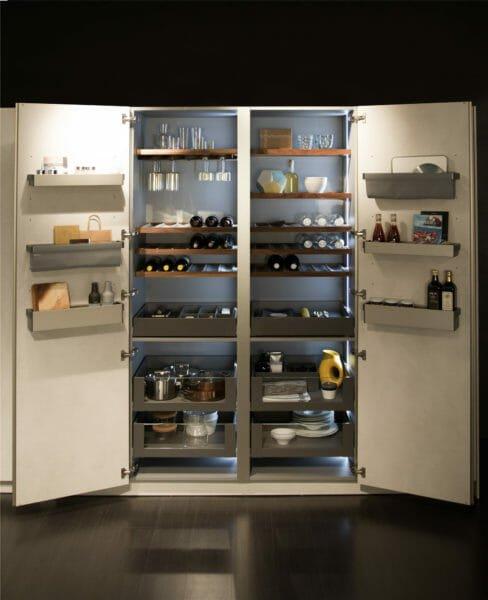 Come organizzare la cucina consigli per ampliare lo