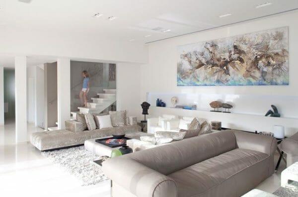 case rustiche, la bellezza degli interni. Case Moderne Interni Esempi E Foto Da Wright Allo Stile Scandinavo