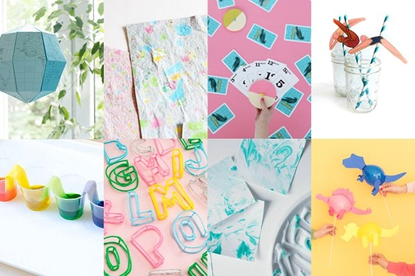 50 Paper Crafts Games Diys To Do With Kids At Home