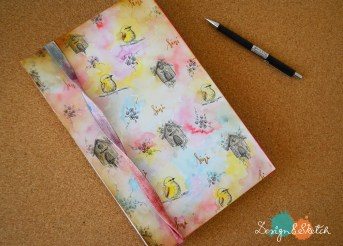 Little birdie notebook set